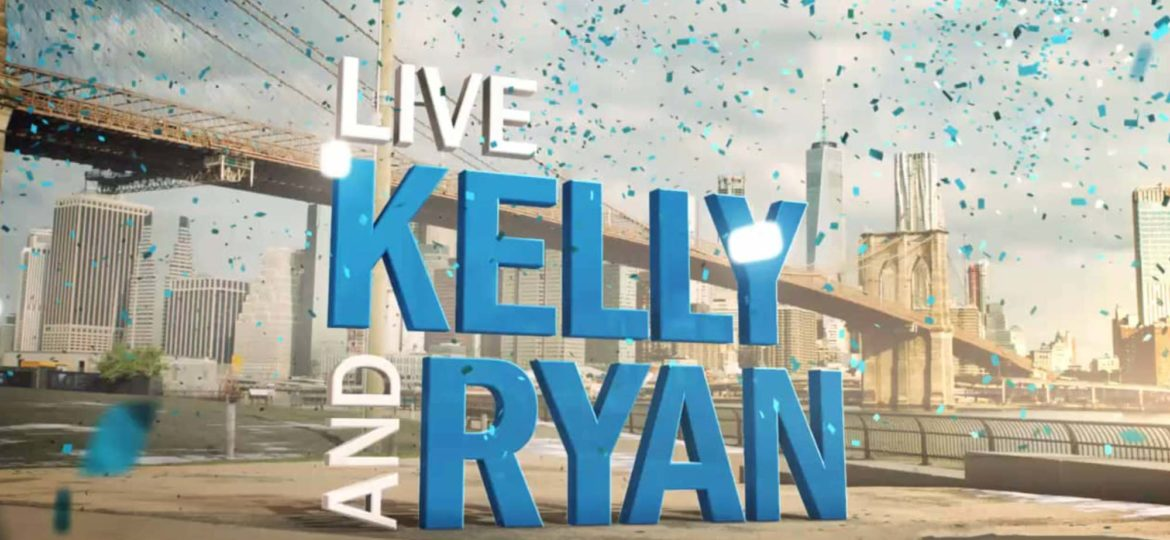 Live! Kelly & Ryan